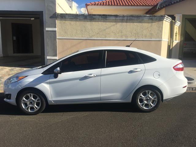 Vendo New Fiesta Sedan 1.6 2014 - Foto 3