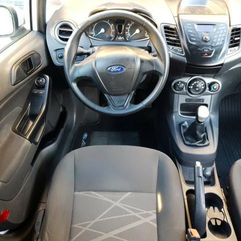 Ford New Fiesta 1.5 2015 - Completo *Extra - Foto 8