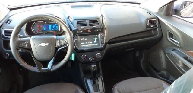 CHEVROLET COBALT 2018/2019 1.8 MPFI LTZ 8V FLEX 4P AUTOMÁTICO - Foto 4