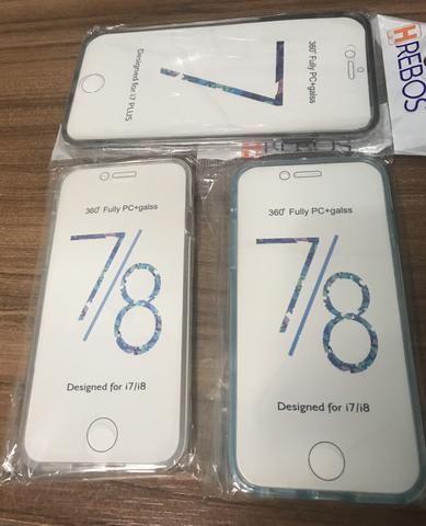 Capas silicone e gel para celulares IPhone e linha Samsung - Foto 3