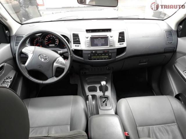 Toyota Hilux SRV CD 4x2 Flex /// POR GENTILEZA LEIA TODO O ANÚNCIO - Foto 7