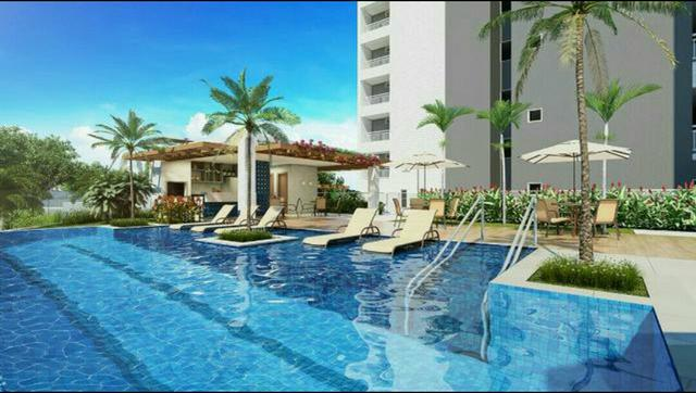 Apartamento três suítes, Meirereles - Fortaleza-CE!