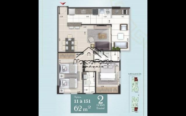 Lançamento Apartamento na Ocian em Praia Grande - Foto 16