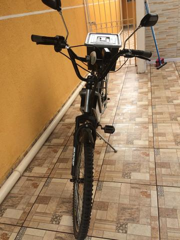 Bicicleta elétrica 800 watts - Foto 2