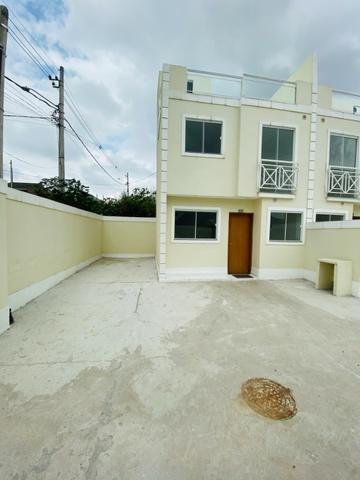 Casa Triplex em Campo Grande RJ bairro Jardim Letícia, NOVA 1ª Locação - Foto 2