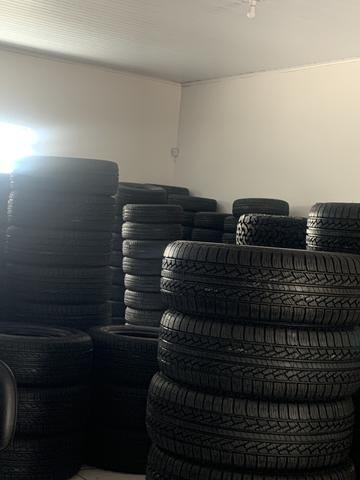 Grid pneus está em promoção