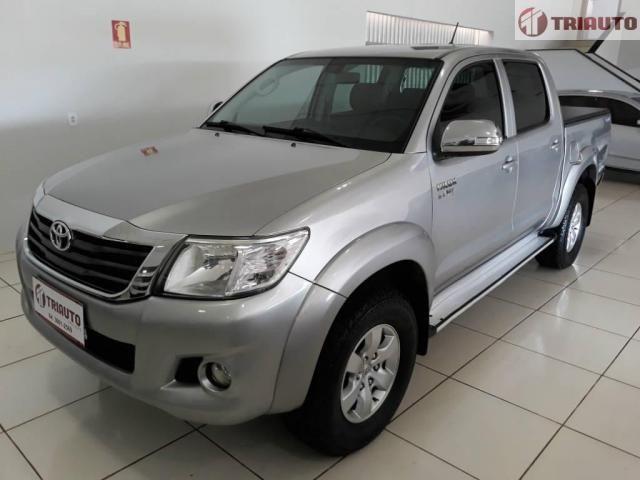 Toyota Hilux SRV CD 4x2 Flex /// POR GENTILEZA LEIA TODO O ANÚNCIO