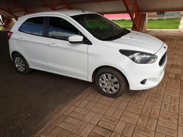 Vendo ou troco ford ka 2016 - Foto 2