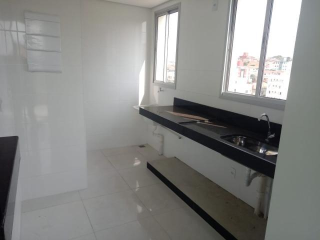 Área privativa à venda, 2 quartos, 2 vagas, santa terezinha - belo horizonte/mg - Foto 3