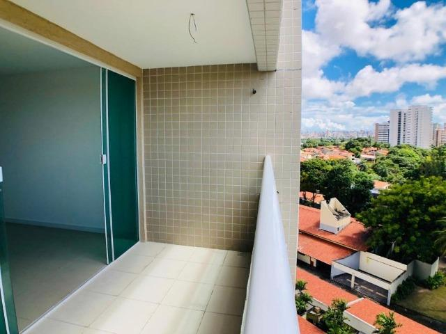 AP0645 Apartamento com 3 suítes e 3 vagas no Ed. Padre Joaquim Dourado - Foto 12