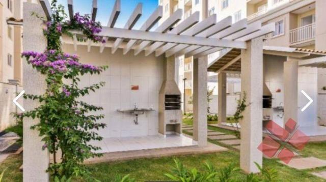 Apartamento com 2 e 3 Quartos à venda, 100 m² por R$ 222.000 - Vila Alzira - Aparecida de  - Foto 15