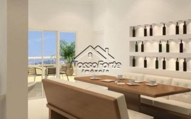 Apartamento no Canto do Forte em Praia Grande - Foto 6