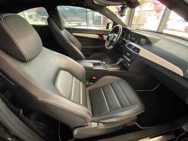 Mercedes C180 Coupe CGI 1.8 Tb 2.0 Aut 2015/2015 - Foto 9