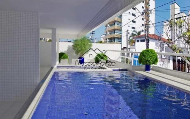 Lançamento Apartamento na Vila Assunção em Praia Grande - Foto 3