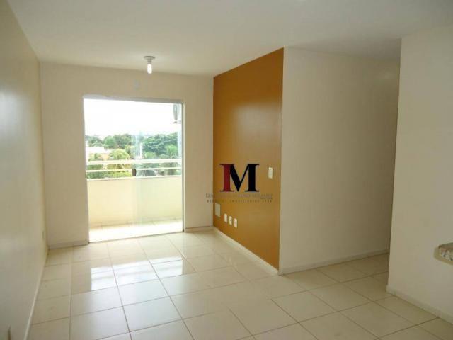 Alugamos apartamento com 3 quartos sendo 2 suites, proximo ao Forum Civil
