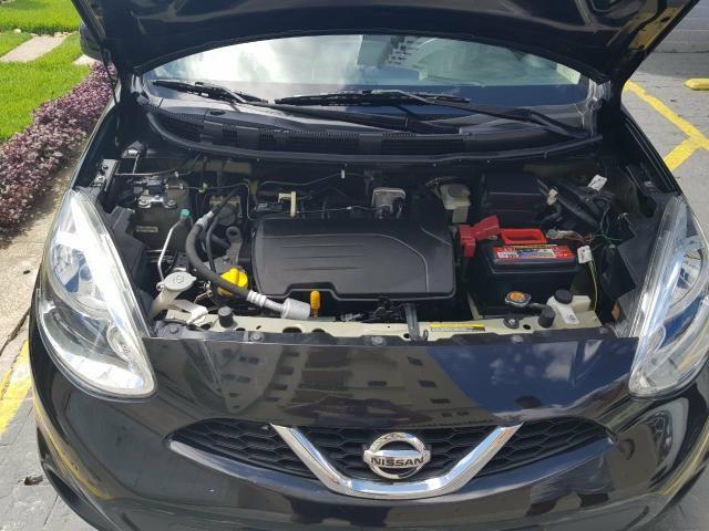 Nissan March S Completo - Foto 7