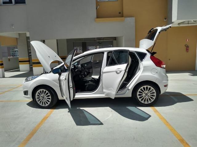 New Fiesta Titanium 1.6 2017 - Foto 8