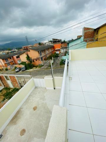 Casa Triplex em Campo Grande RJ bairro Jardim Letícia, NOVA 1ª Locação - Foto 14