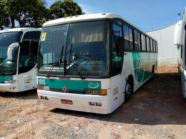 Ônibus Marcopolo GV1000 - 97/98 Scania