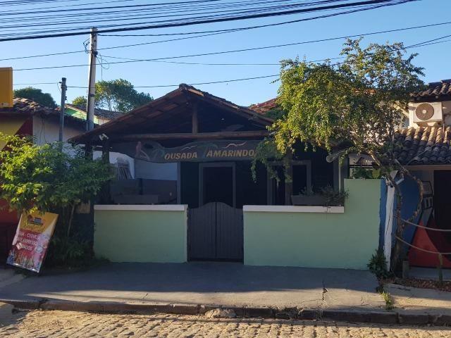 RE/MAX Safira vende com exclusividade pousada a 100 metros do Quadrado, em Trancoso, BA