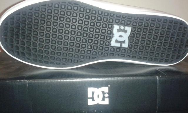 0cee9fef5f Tênis Dc Shoes Council Mid Tan Preto - 38 Original - Roupas e ...