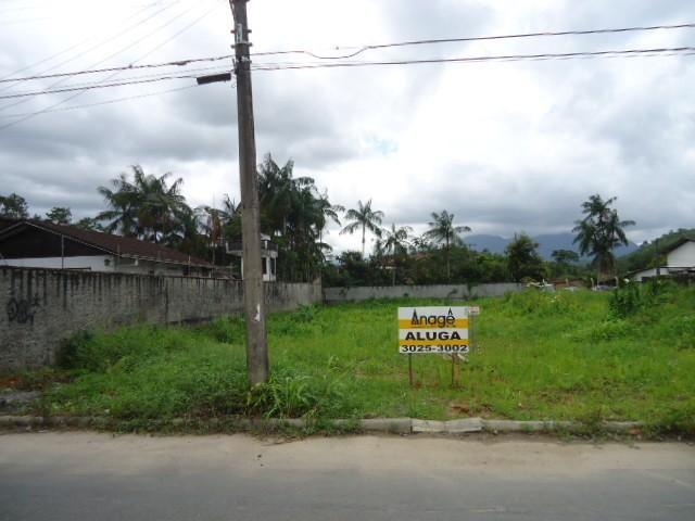 Terreno para alugar em Vila nova, Joinville cod:03680.001 - Foto 4
