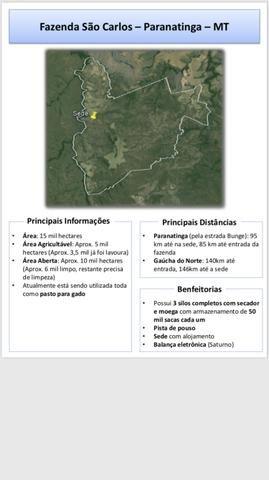 Fazenda em paranatinga - Foto 20