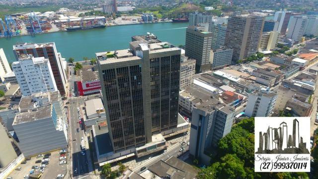 Salas na Melhor Localização do Centro Vitoria ( Trade Center )