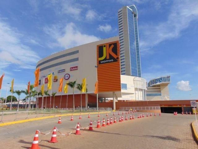 Andar de Salas Corporativas no Jk Shopping & Tower, com 568,42m2
