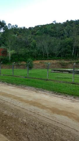 Terreno parcelado alto gasparinho - leia o anúncio - Foto 4