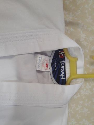 0782c4c4b Vendo Kimono de Karatê com faixa branca e amarela - Esportes e ...
