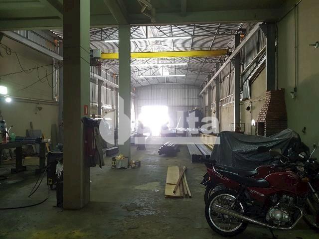 Galpão/depósito/armazém para alugar em Daniel fonseca, Uberlândia cod:571406 - Foto 12
