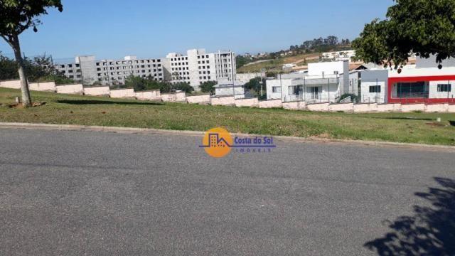 Terreno à venda, 396 m² por r$ 105.000,00 - alphaville - rio das ostras/rj