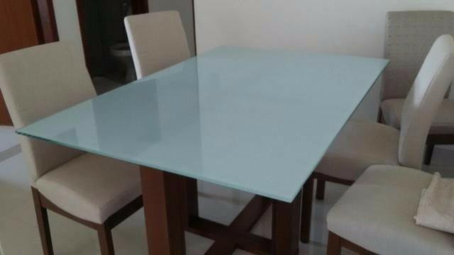 Adesivo pra mesa de vidro - tipo laque