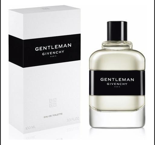 5 x R$: 65,80 Perfume Importado Masculino Givenchy Gentleman 100ml
