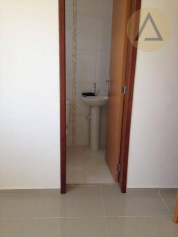 Cobertura com 2 dormitórios à venda, 122 m² por r$ 370.000 - lagoa - macaé/rj - Foto 7