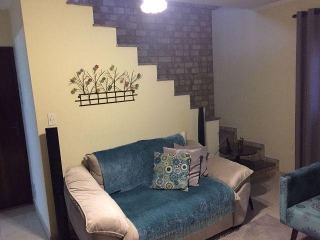 Vendo casa de alto padrão em Serra Negra, 4 qt, 4 vg, 7 hc, 300 mt. Piscina, São Paulo - Foto 9