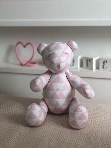 Urso Decoração quarto Menina - Foto 3