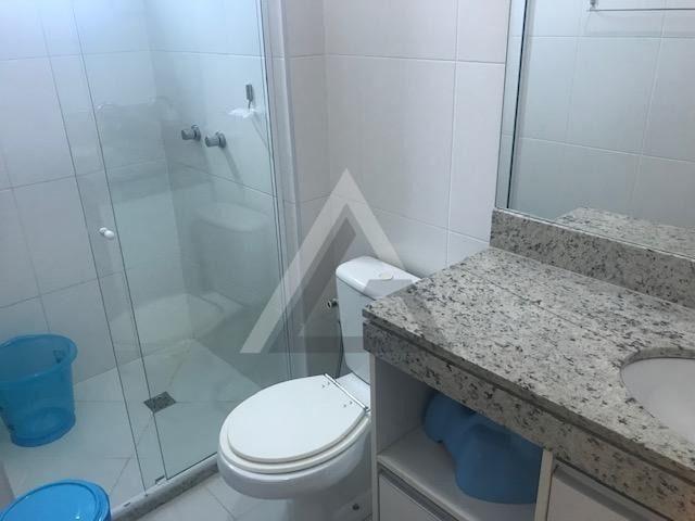 Apartamento mobiliado, nascente, andar alto 4 quartos em Patamares/Salvador-BA - Foto 19