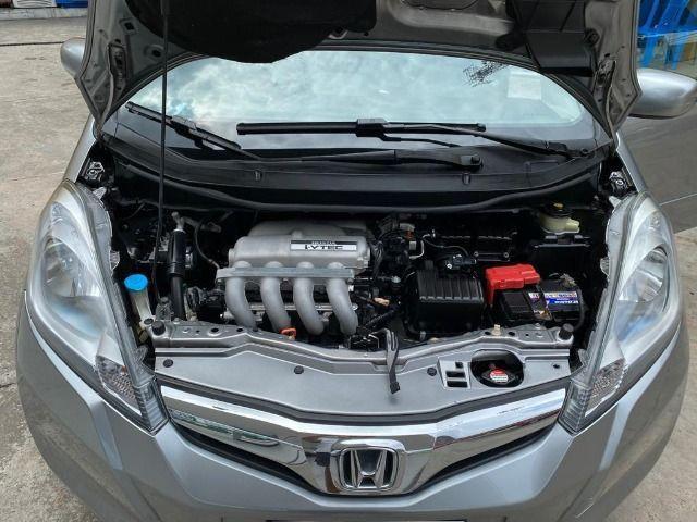 Honda Fit LX 1.4 aut. - 2013 - Revisões na autorizada/ Emplacado 2020/ Único dono - Foto 8