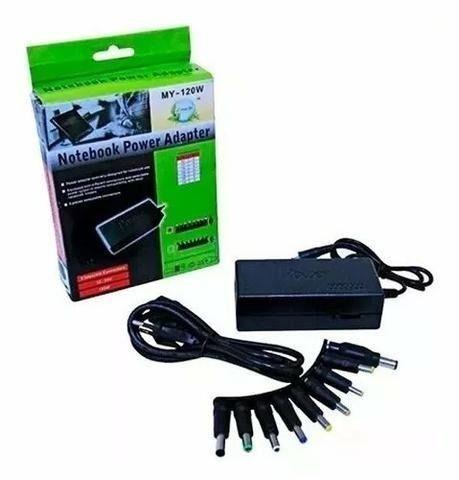 Carregador universal para notbook ou tablet computador pc acer (aceito cartão )