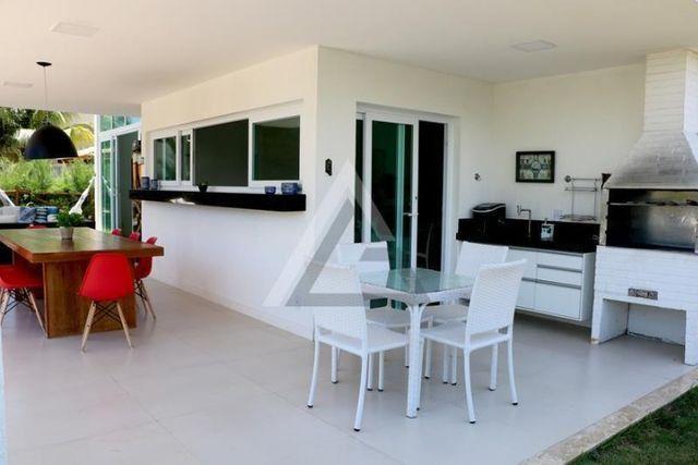 Casa de luxo mobiliada 6 quartos em Guarajuba/Camaçari-BA - Foto 6