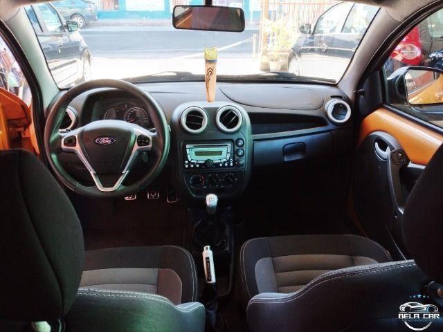 Oqueeee ????? Ford Ká Sport 1.6 2013 Completo, Por R$ 21.900,00 - Foto 7