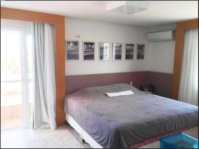Ca0671 ?Víllagio Riviera?,330m²,4 suítes, 4 vagas, Nas dunas, casa em condomínio - Foto 8
