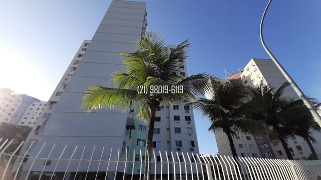 Oportunidade: Apartamento no Camorim, 3 quartos, vista livre, só 330mil, financia - Foto 14