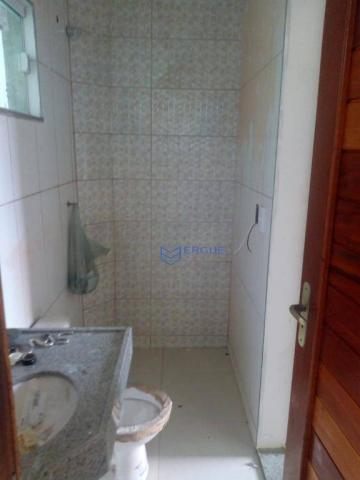 Casa à venda, 152 m² por R$ 280.000,00 - Parques das Flores - Aquiraz/CE - Foto 9