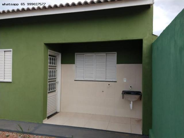 Casa para Venda em Várzea Grande, Novo Mundo, 2 dormitórios, 1 banheiro, 2 vagas - Foto 16