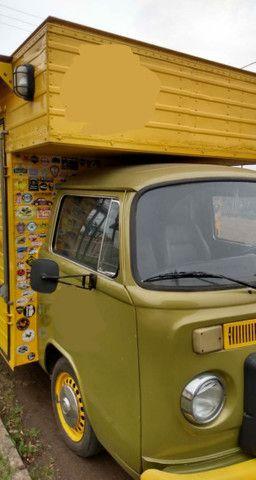 Kombi food truck ou lazer - Foto 3