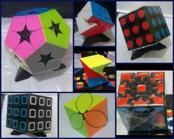 Cubos mágicos profissionais - Foto 2