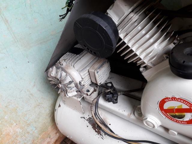 Compressor de ar Odontológico - Foto 4